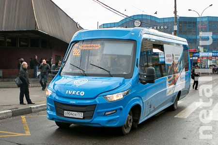 Реформа маршруток дойдет до Зеленограда в 2017 году