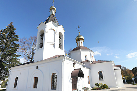 У храма в Андреевке выделили три гектара для строительства «Ремесленной слободы»