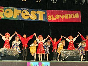 Юные танцоры из Зеленограда стали лауреатами фестиваля в Словакии