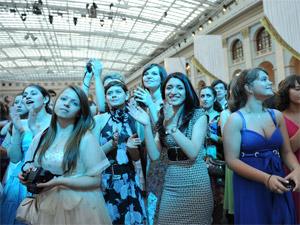 Зеленоградские выпускники проведут ночь в центре Москвы