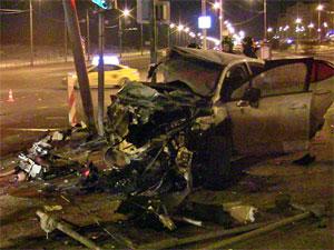 Зеленоград запросил помощь у столичной ГИБДД из-за роста смертности на дорогах