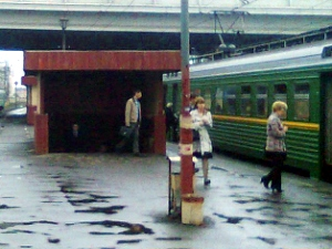 Станция Крюково на два месяца останется с одним переходом