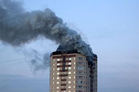 Жертвами новогодних пожаров стали три человека