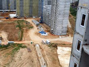 Суд снял запрет на строительство жилкомплекса в Голубом