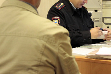У станции Крюково задержали предполагаемого убийцу из Молдавии