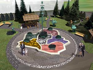 В Зеленограде появится сквер Белоруссии