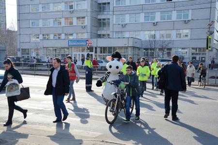 В дни школьных каникул в Зеленограде пройдет рейд «ГИБДД в защиту детей»