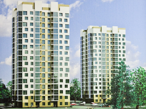 В «Зеленом бору» построят 1700 квартир