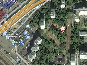 У Крюковской площади построят 16-этажный дом