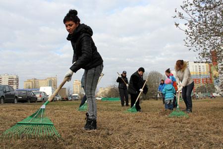 16 и 23 апреля в Зеленограде пройдут субботники