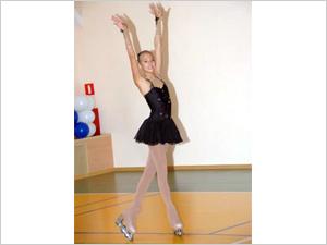 14-летняя зеленоградка стала чемпионкой мира по фигурному катанию на роликах