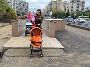 На улице Гоголя открылся подземный переход