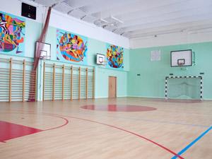 В школах введен дополнительный урок физкультуры