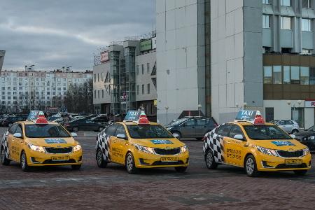 Поездки по Зеленограду с такси «Авто-Набор» стали выгоднее