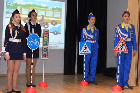 Определены команды-победители окружного этапа олимпиады «Безопасное колесо»