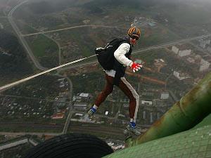 Гран-при по парашютному спорту, открытие кинодрома, бразильская вечеринка, виртуальный чемпионат FIFA, мастер-класс по жонглированию