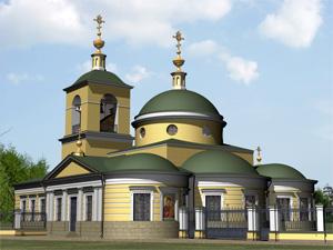 В Рузино построят храм-памятник