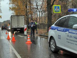 На месте бывшей «зебры» на улице Летчика Полагушина сбили пешехода