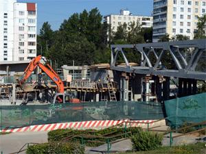 Вину за сбитого у префектуры пешехода возложили на строителей