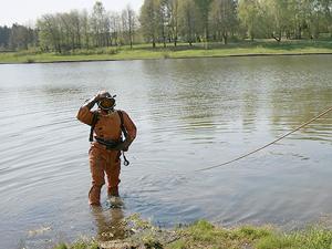 За день в Зеленограде обнаружили двух утопленников