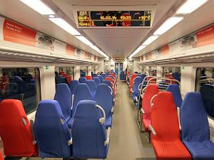 На участке Москва–Тверь запустят сто рейсов «Ласточек»