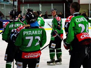 ХК «Зеленоград» сыграет в финале Кубка Москвы с «Крыльями Советов»