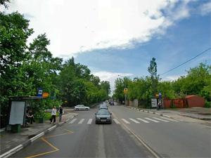 На Заводской улице автомобиль сбил пешехода и скрылся