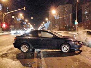 Участник аварии на Панфиловском проспекте ищет видеозапись инцидента