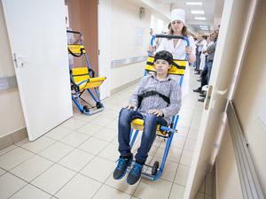 На учениях в горбольнице развернут подземный госпиталь