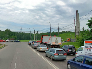 Развязку у «Штыков» могут начать строить в 2014 году
