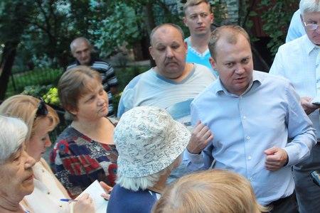 Глава Солнечногорского района 6 апреля проведет встречу с жителями в Ржавках