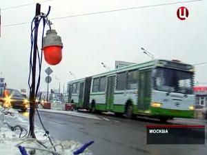 На Ленинградке появятся спецполосы для автобусов