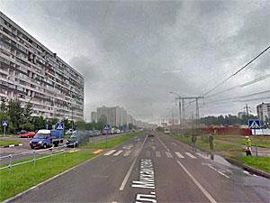 На улице Михайловке автомобиль сбил пешехода на «зебре»