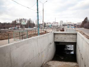Подземный переход у МИЭТа откроют к сентябрю