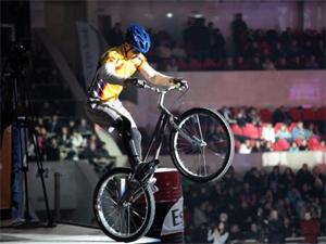 Зеленоградские велотриалисты привезли «золото» и «бронзу» с чемпионата России