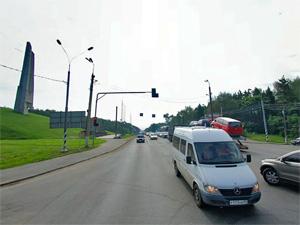 Процесс регулировки светофоров дошел до Ленинградки