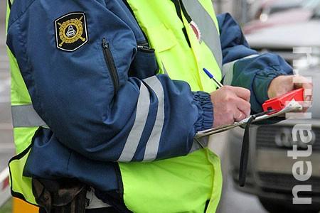 Бывшего автоинспектора оштрафовали за служебный подлог