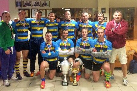 Команда из Зеленограда выиграла главный российский турнир по регби-7 среди любителей