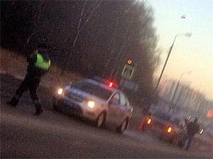 На Филаретовской улице автомобиль сбил женщину