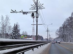 За скоростью на дорогах Зеленограда будут следить «Автоураганы»