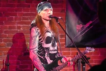 Экс-гитарист «Арии» презентует альбом в зеленоградском баре