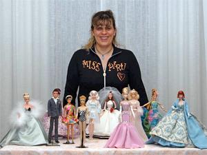 В Зеленограде представят частную коллекцию кукол Барби из Италии