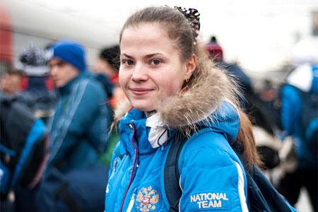 18-летняя тяжелоатлетка из Зеленограда завоевала «золото» первенства России