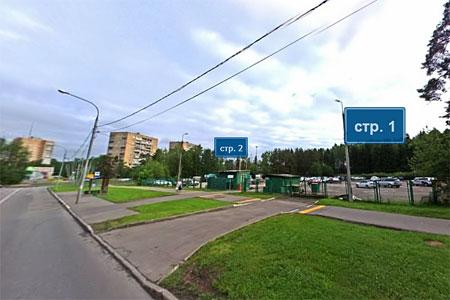 Платную парковку на Никольском проезде закроют из-за нерентабельности