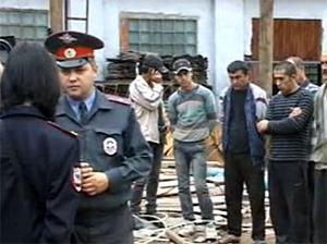 Полицейские проверили мигрантов из «Дома журналистов»