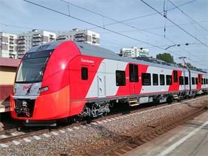 Президент Татарстана осмотрел Зеленоград из окна поезда