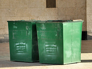 Треть персонала УДХиБ сократят из-за потери заказа на вывоз мусора