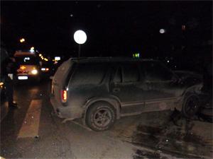 На проблемном перекрестке случилась очередная авария с пострадавшими