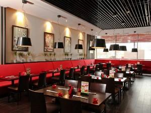 Ресторан «все-азиатской» кухни «Паназия» предлагает и рекомендует
