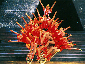 Принцессы цирка из Поднебесной удивят зеленоградцев своей программой